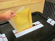 Ilustrační foto - volební komise