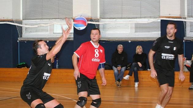 Volejbalisté Vyškova prohráli s Nivnicí oba zápasy.
