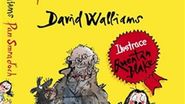 David Walliams, kniha Pan Smraďoch.