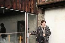 Otevření depozitáře u bývalého rodného domku Klementa Gottwalda
