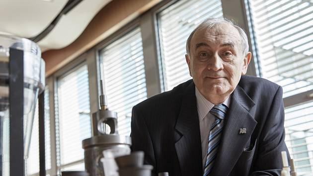 Vědec Miroslav Sedláček z Kozlan uspěl v mezinárodní soutěži Evropský vynálezce roku.