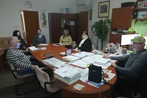 Na vyškovské střední škole a učilišti řeší každé pondělí zásadní otázky k dalšímu fungování školy.