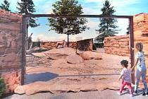 Nový pavilon postaví v prázdném prostoru pod expozicí Austrálie.