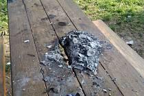 Městské služby Rousínov upozornily na rostoucí vandalismus.