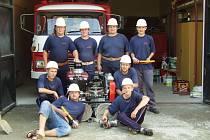 Dětkovičtí dobrovolní hasiči