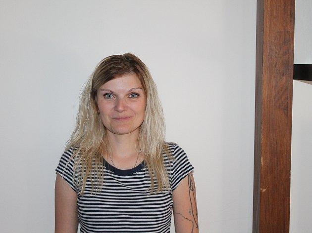 Markéta Eliášová z Vyškova přesedlala z malování obrazů na tetování.