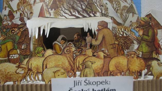 Výstava betlémů ve Švábenicích