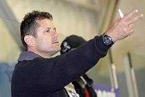 Zdeněk Valošek, trenér hokejového Vyškova