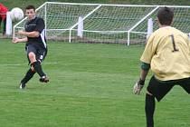 V okresním derby A skupiny fotbalové I. B třídy remizoval Framoz Rousínov B se Sokolem Bohdalice 1:1.
