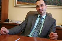 Místostarosta Vyškova Roman Celý opouští svou dosavadní funkci kvůli postu náměstka jihomoravského hejtmana.