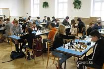 Ve Vyškově proběhl 15. ročník Vyškovské rošády v rapid šachu. Nastoupilo téměř 120 mladých talentů hry na černobílých polích.