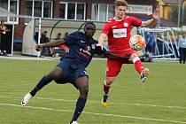 V Moravskoslezské fotbalové lize prohrálo B mužstvo 1. FC Slovácko s MFK Vyškov 0:2.