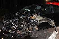 Sobotní nehoda na několik hodin zkomplikovala provoz mezi Ježkovicemi a Ruprechtovem.