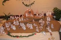 Výstava betlémů na slavkovském zámku