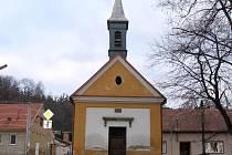 Kaplička Žarošských v Bučovicích.