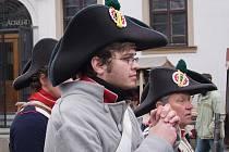 Vyškovsko čeká 206. výročí bitvy u Slavkova.