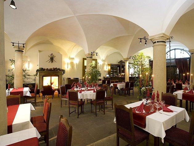 Hotel Althanský palác ze Znojma