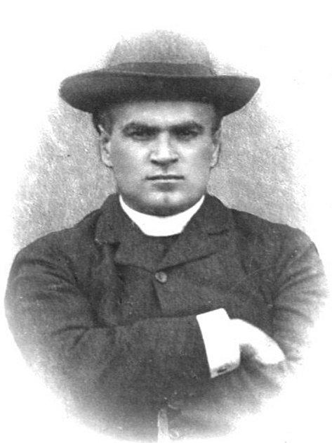 Páter Štěpán Klapil.