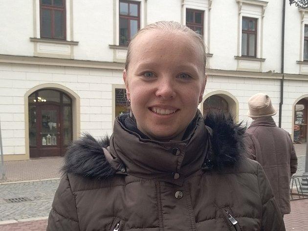Marcela Vaněrková.