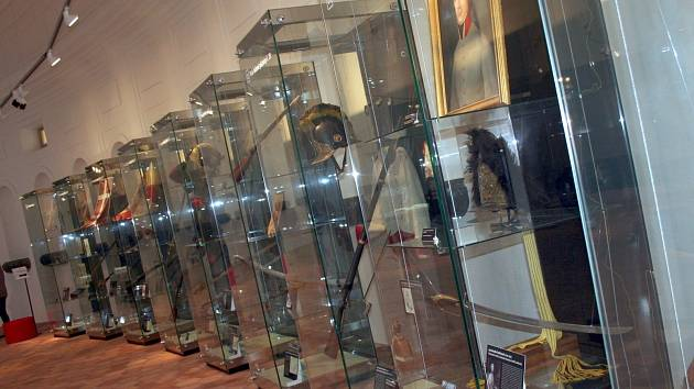 Napoleonská expozice na zámku ve Slavkově u Brna slavnostně otevřela.
