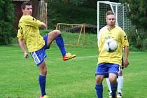 V utkání A skupiny fotbalové I.B třídy remizoval FC Svratka Brno se Sokolem Bohdalice 1:1.