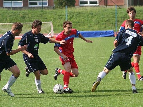 Vyškovský celek mužů má již téměř jistotu, že na podzim bude hrát Moravskoslezskou fotbalovou ligu.