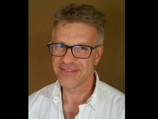 Hrající šéf Eso Teamu Michal Ivachov.
