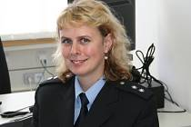Iva Šebková už rok působí jako policejní mluvčí pro Blanensko a Vyškovsko. Už dřív o těchto oblastech informovala jako novinářka.