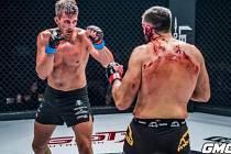 Boxer MMA Jan Gottwald z Vyškova.
