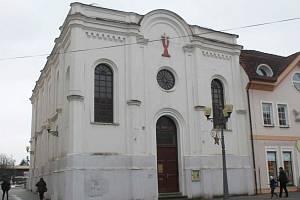 Vyškovská synagoga se možná stane kulturní památkou. I díky jedinečné poloze. Ilustrační foto.