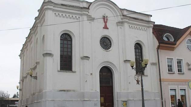 Vyškovská synagoga je kulturní památka. Ilustrační foto.
