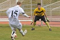 V přípravném utkání prohráli fotbalisté MFK Vyškov s SK Sulko Zábřeh 1:2. Pro oba týmy to byla generálka na start jarních mistrovských soutěží.