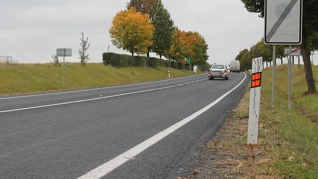 Nový mikrokoberec mezi Vyškovem a Drnovicemi některé řidiče příliš nenadchnul.