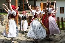 Slavnostní otevření Hanáckého statku ve Vyškově.