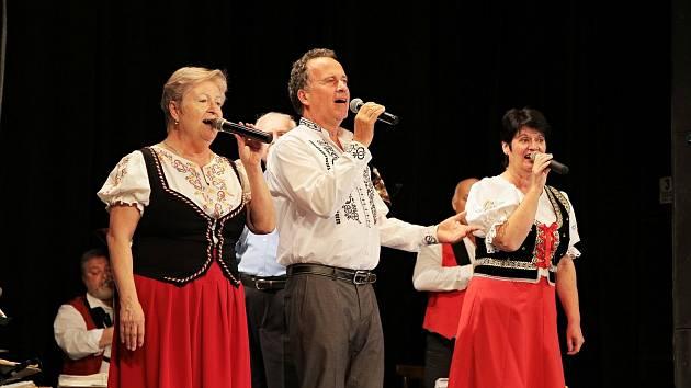 Besední dům ve Vyškově hostil koncert kapely Moravanka loni v létě.
