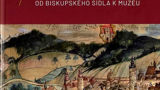 Kniha Zámek ve Vyškově – od biskupského sídla k muzeu je k dostání na pokladně Muzea Vyškovska.