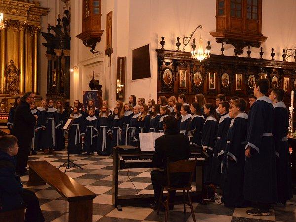 ZPolska si vyškovský sbor Motýlek přivezl velký úspěch.