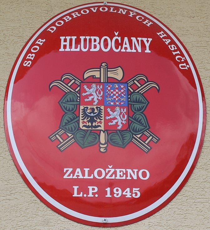 Také v Hlubočanech působí dobrovolní hasiči.