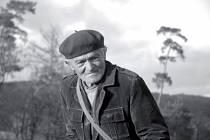 Drnovický básník Miroslav Daněk.