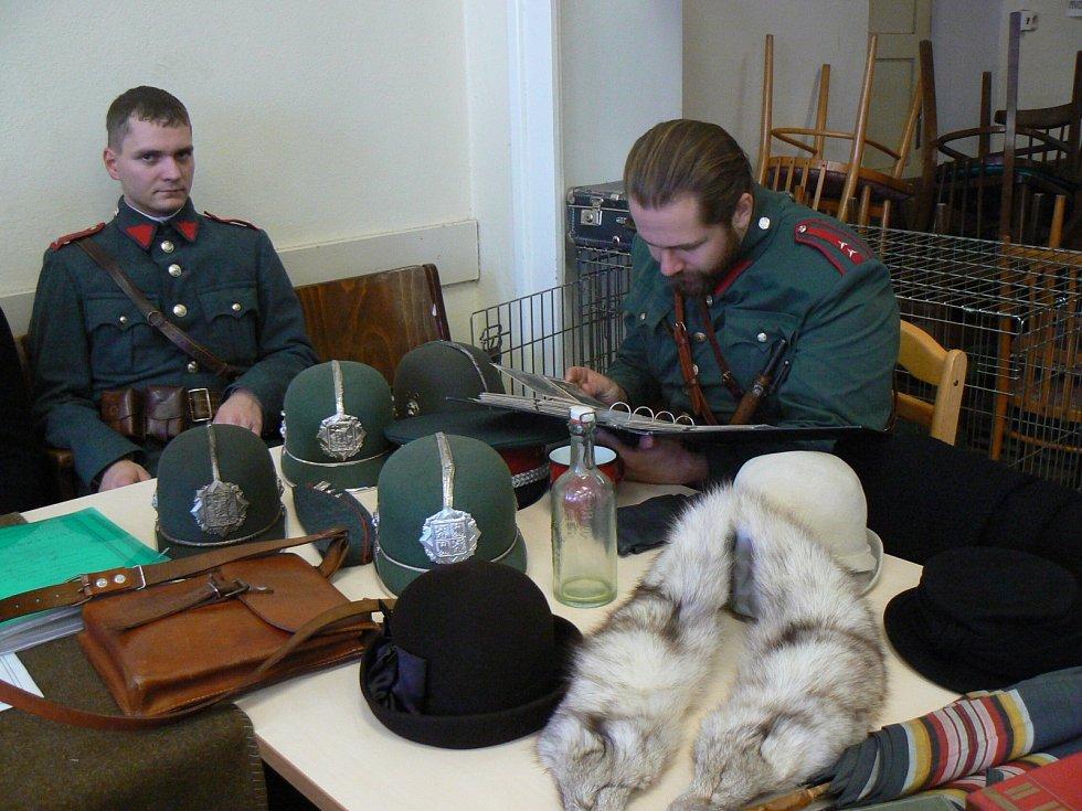 O víkendu si v Rychtářově připomněli vystěhování obcí z drahanské vrchoviny ve válečném období.