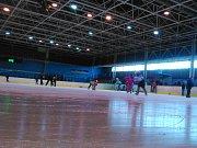 Starý zimní stadion ve Vyškově. Ilustrační foto.