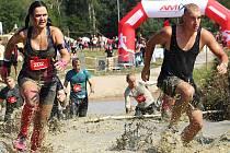 Závod ze série překážkových běhů Army Run.