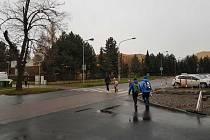 Žáci z vyškovské Základní školy Tyršova budou už za pár měsíců přecházet rušnou silnici na semafor.