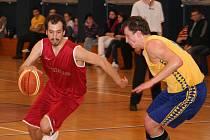 Vyškovští basketbalisté - ilustrační fotografie.