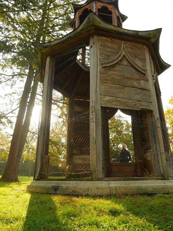 Vedení slavkovského zámku navrátí altánu jeho původní smysl z doby, kdy sloužil jako odpočinkové místo pro obyvatele zámku a jeho návštěvníky.