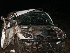 Smrtelná nehoda na D1 u Nemojan