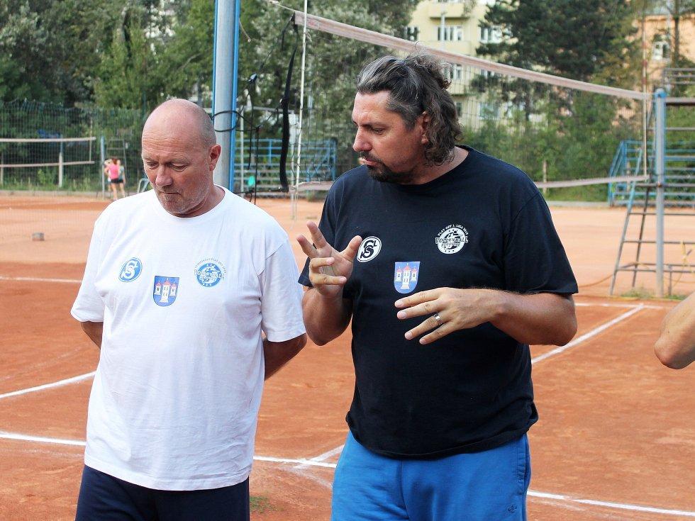 TJ Sokol Bučovice, volejbal, muži, I. liga.