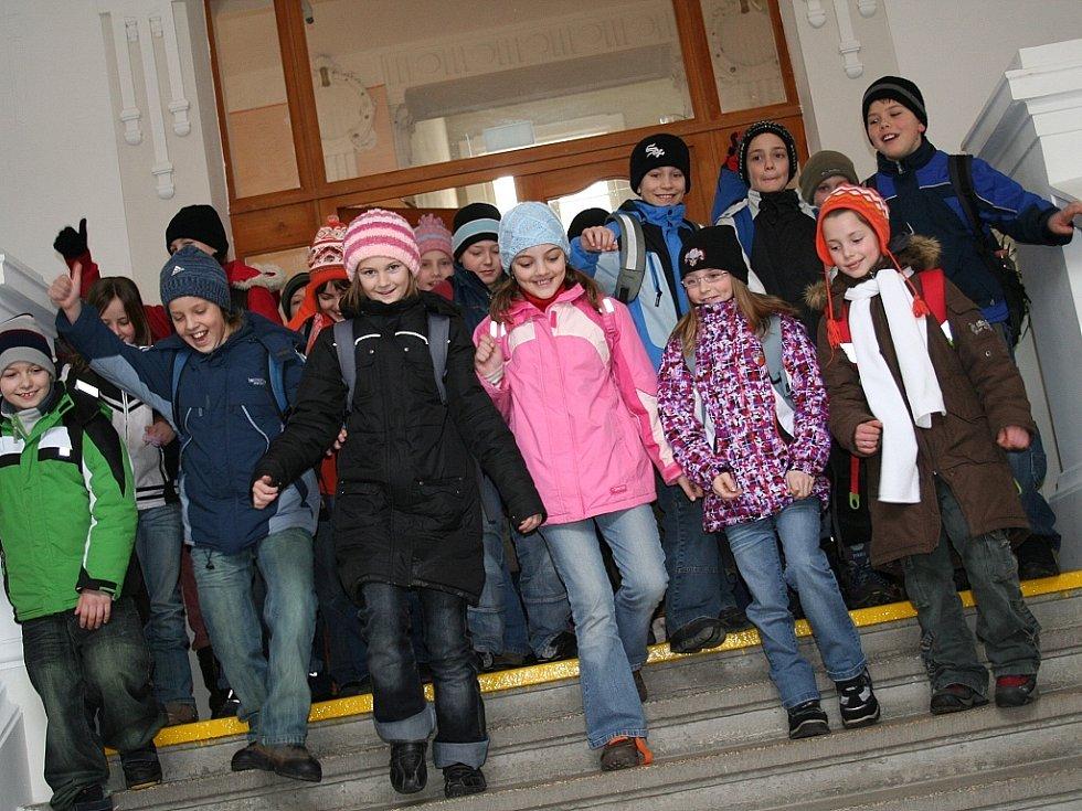 Dětem na Vyškovsku začaly jarní prázdniny