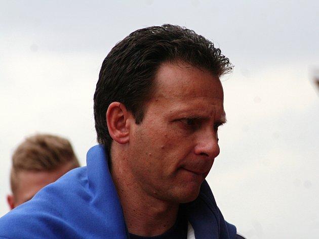 I v šestačtyřiceti letech nastupuje fotbalista Valdemar Horváth za divizní MFK Vyškov.