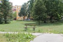 Vyškovské sídliště Dukelská. Ilustrační foto.
